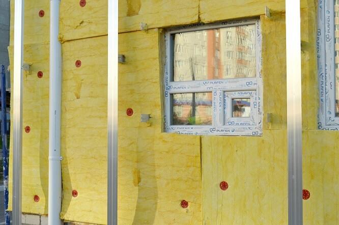 isolation extérieure maison